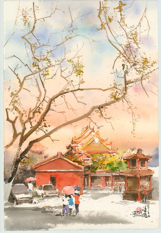 台南大眾廟